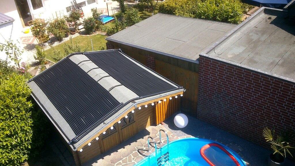 poolneuling m chte solarheizung auf gartenhausdach dolphi ripp forum. Black Bedroom Furniture Sets. Home Design Ideas