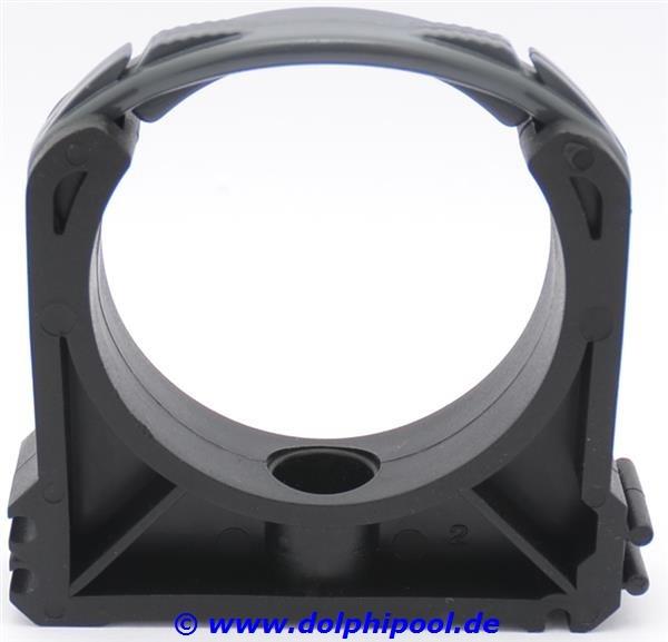PVC Rohrschelle 50 mm