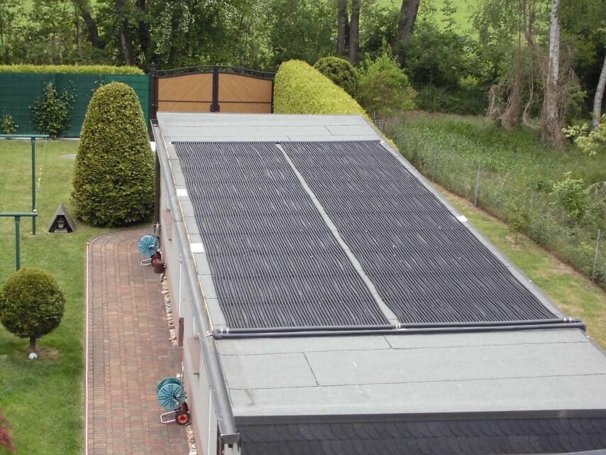 dachpappe verlegen flachdach mit dachpappe gedecktes dach. Black Bedroom Furniture Sets. Home Design Ideas