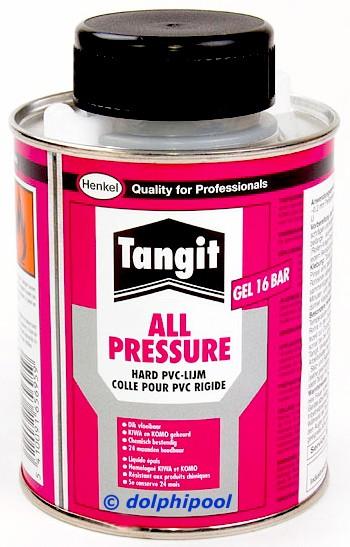 Tangit Kleber 250ml mit Pinsel